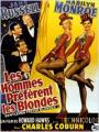 hommes préfèrent blondes