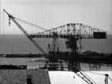 Lancement à Port de Bouc, années 50