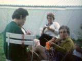 Vacances à Allos, 1973
