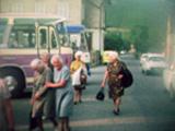 Voyage en Alsace avec le CE, 1975