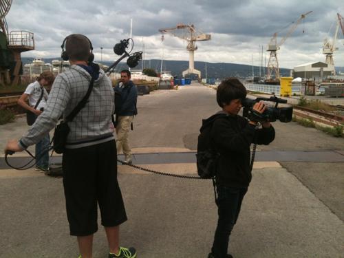 chantiers navals de la ciotat, film d'atelier